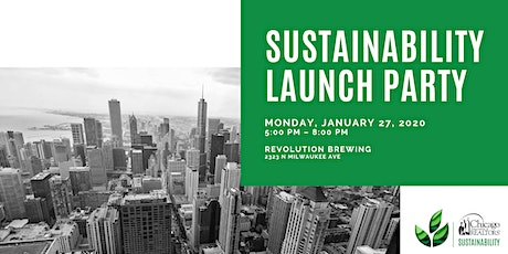 Sustainability Launch Party tickets