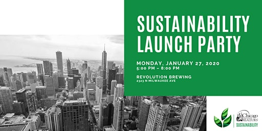 Sustainability Launch Party