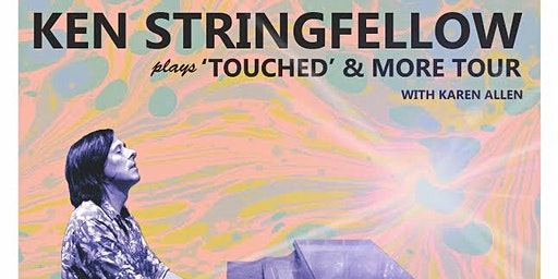 """WOUB presents: Ken Stringfellow plays """"Touched"""" & more in Athens OH"""