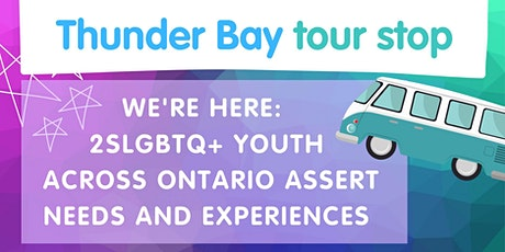 We're Here: Thunder Bay Launch #PYAPtour tickets