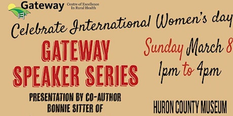 Gateway Speaker Series tickets