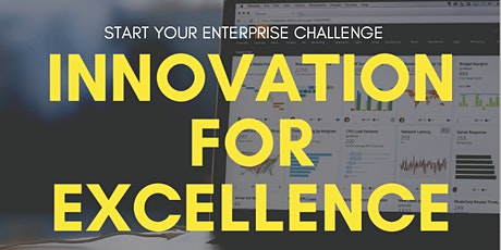 INNOVATION FOR EXCELLENCE biglietti