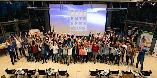 Next Entrepreneurs  Schüler Startup Wochenende| 28.02. - 01.03.2020 in Köln