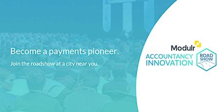 Accountancy Innovation Roadshow - Edinburgh tickets