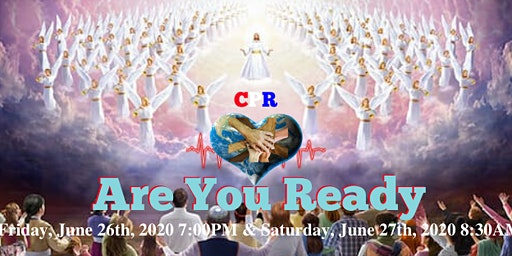 C.P.R. Are You Ready  Friday, June 26th, 2020