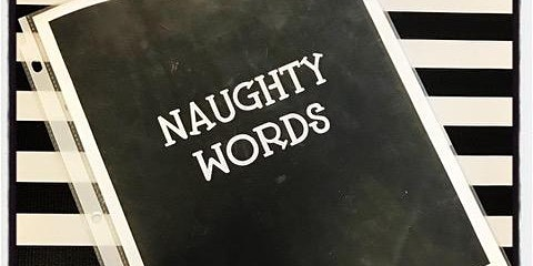 Naughty Words Pottery Painting