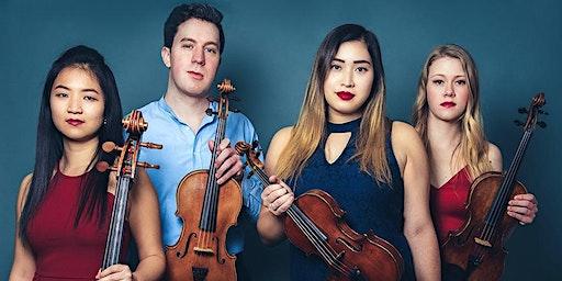 Ulysses String Quartet in Halifax
