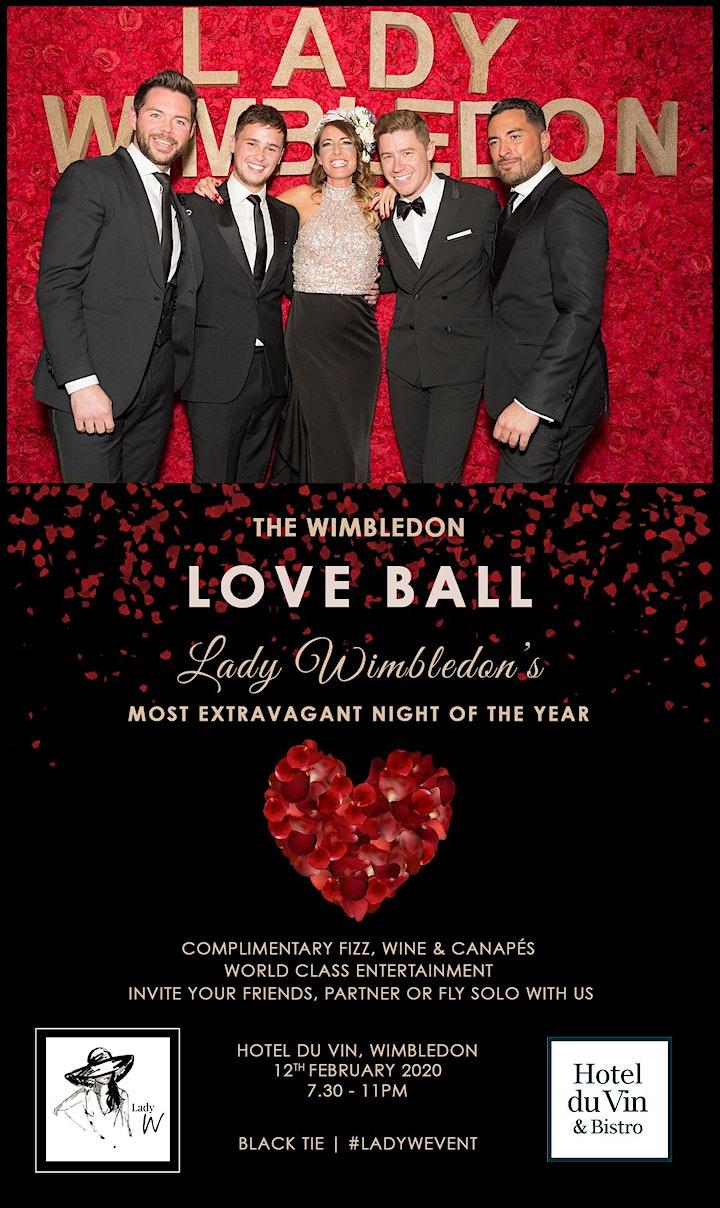 The Wimbledon  Love Ball 2020 image