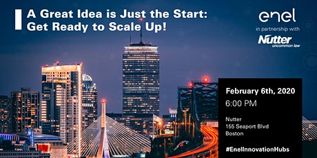 A Great Idea is Just the Start: Get Ready to Scale Up! tickets
