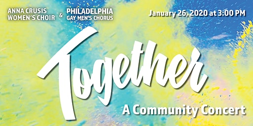 Together: A Community Concert (Free)