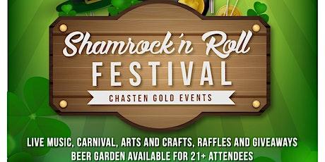 Shamrock'n Roll Festival & Beer Garden tickets