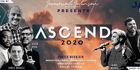 Ascend 2020 tickets