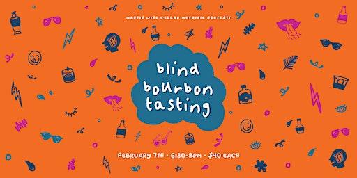 Blind Bourbon Tasting