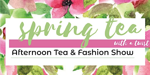 Spring Tea with a Twist 2020