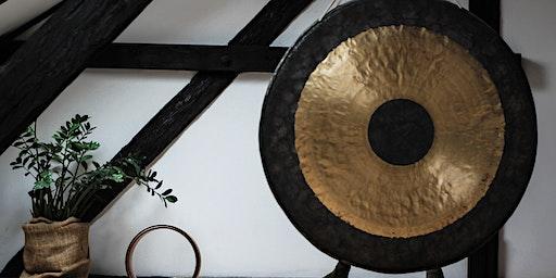 Gong Sound Bath - Oxford