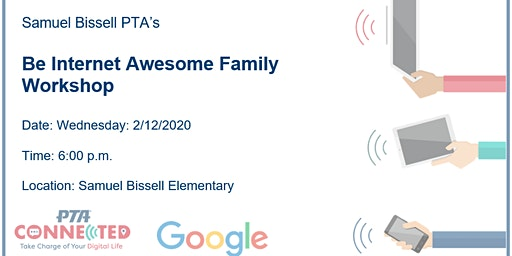 Google's Be Internet Awesome with PTA Connected