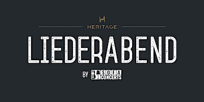 LIEDERABEND in der HERITAGE Bar - Februar Edition
