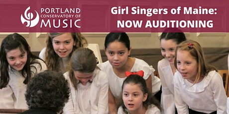 Girl Singers of Maine Auditions tickets