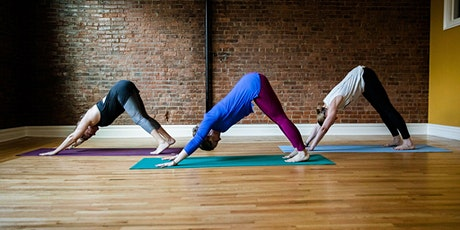 All Levels Yoga tickets