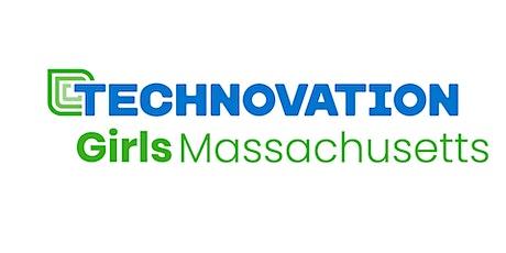 Technovation Girls MA & RI: Workshop - Advanced MIT App Inventor Workshop tickets