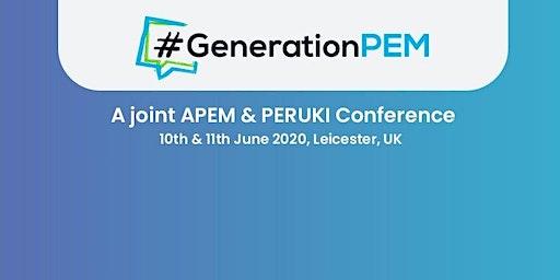 GenerationPEM - A PERUKI & APEM Paediatric Emergency Medicine Conference