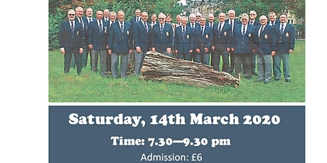 Avon And Somerset constabulary Male Voice Choir Concert tickets