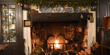 Winter Fireside Chat at the c1667 Daniels House tickets