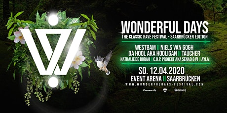 WONDERFUL DAYS 2020 Tickets