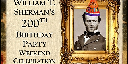 Sherman's 200th Birthday Weekend Celebration