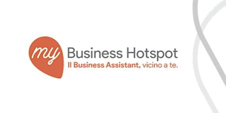 My Business Hotspot Roma biglietti