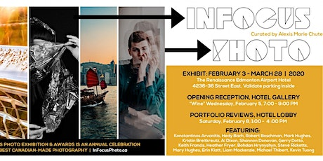 InFocus Photo Exhibit And Award OPENING RECEPTION PARTY tickets