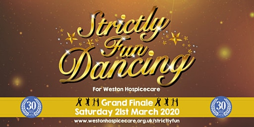 Strictly Fun Dancing Tickets 2020