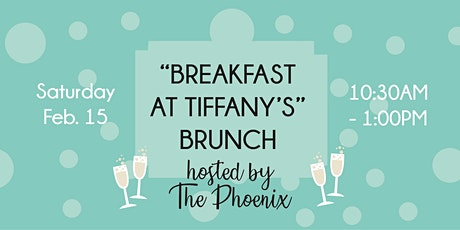 """Breakfast at Tiffany's"" Brunch & Shop tickets"