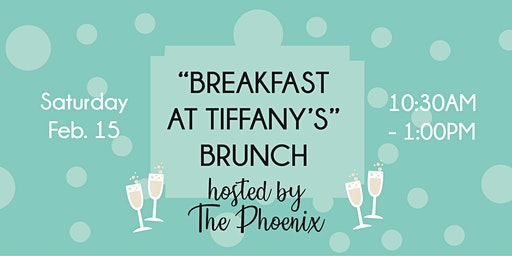 """Breakfast at Tiffany's"" Brunch & Shop"