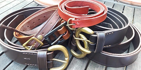 Leather Beltmaking tickets