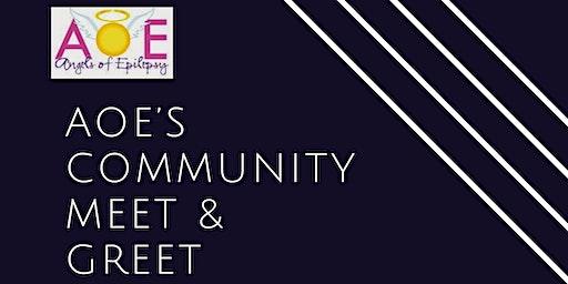 AOE's Community Meet & Greet '20