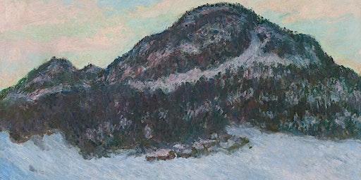 Mot et nytt museum: Claude Monets vinterreise