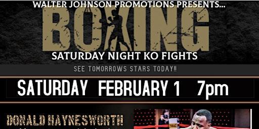 Saturday Night KO Fights