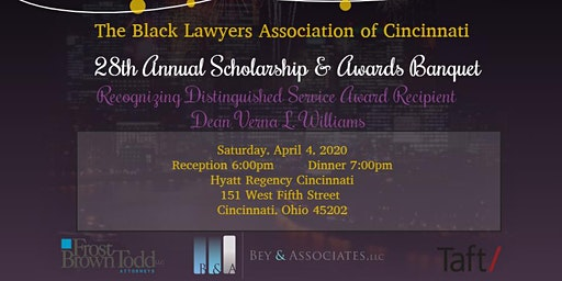 28th Annual Awards & Scholarship Banquet