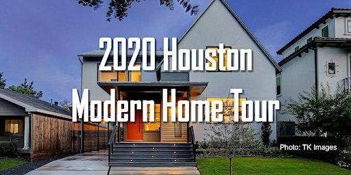 2020 MA+DS 10th Annual Houston Modern Home Tour