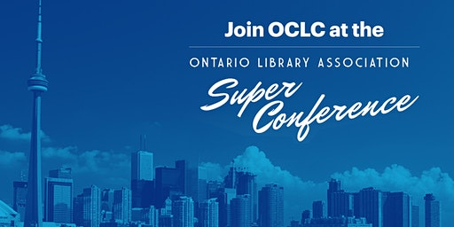 OCLC Lunch at Ontario Library Association 2020 Super Conference