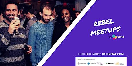 Rebel Meetups by Yena - Entrepreneur Networking in Malta tickets