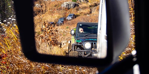 Off Road Addiction JEEP 101 Adventure Weekend