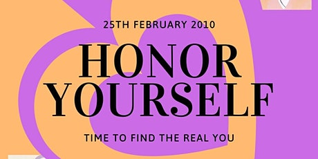 Honour Yourself tickets