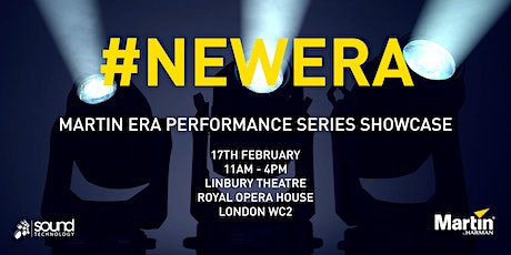 Martin ERA Performance Showcase at The Royal Opera House tickets