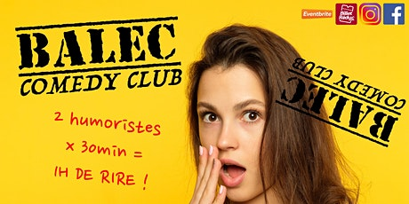 Balec Comedy Club billets