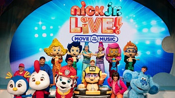 """Nick Jr. Live! Move to the Music"""