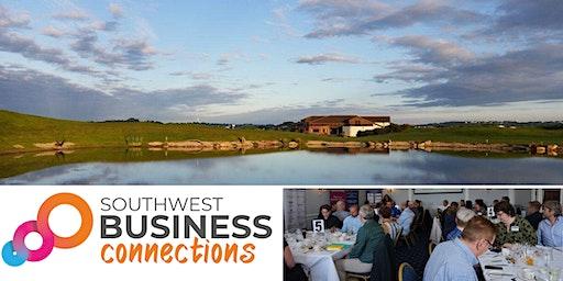 South West Business Lunch - Borringdon Park Golf Club