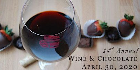 14th Annual Wine & Chocolate tickets