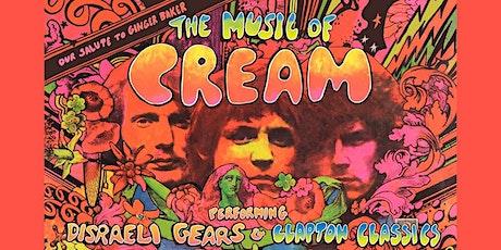 The Music of Cream feat. Kofi Baker, Sean McNabb, and Will Johns tickets